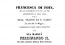 """Donizetti e le insolite scelte vocali di """"Francesca di Foix"""""""