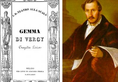 """Il contributo di """"Gemma di Vergy"""" alla causa risorgimentale"""